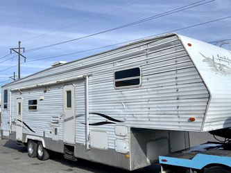 2005 Sandpiper by Forest River Toy Hauler for Sale in West Valley City,  UT