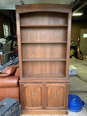 Two large bookshelves! for Sale in Libertyville, IL