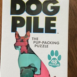 Dog Pile Puzzle Game for Sale in Haines City, FL