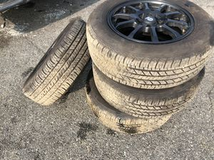 15 inch Factory wheels and tires for sale for Sale in Upper Marlboro, MD