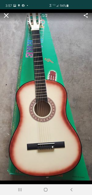 New adult guitar for Sale in Riverside, CA