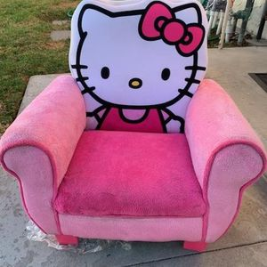 Hello Kitty Toddler Chair for Sale in Downey, CA