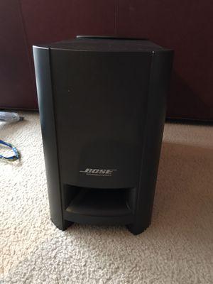 BOSE- Speaker Acoustimass Module 300 WATTS for Sale in Alexandria, VA