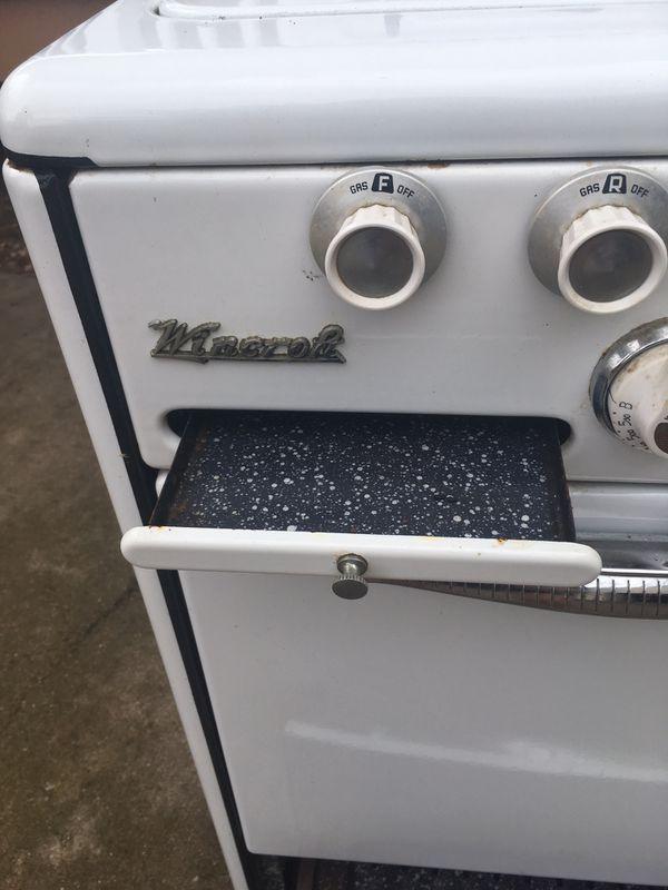 Wincroft gas stove