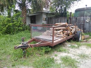 15foot trailer for Sale in Tampa, FL