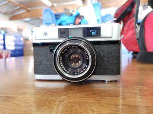Minolta A5 1000 Camera Rangefinder Film Camera w/1:2.8 Lens for Sale in Lynwood, CA