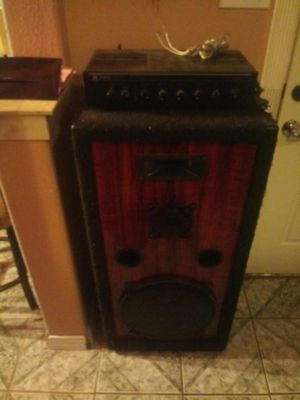 Pro studio Speakers 15's for Sale in San Antonio, TX