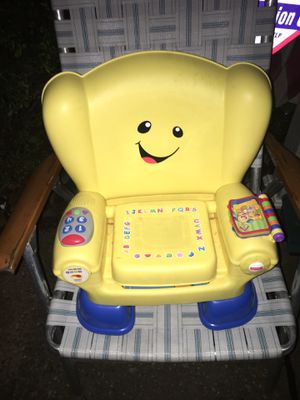Kids musical activity chair only $15 for Sale in Severn, MD