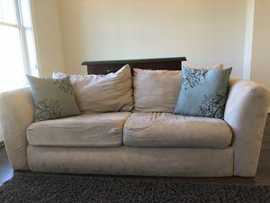 MicroFiber Couch for Sale in Alexandria, VA