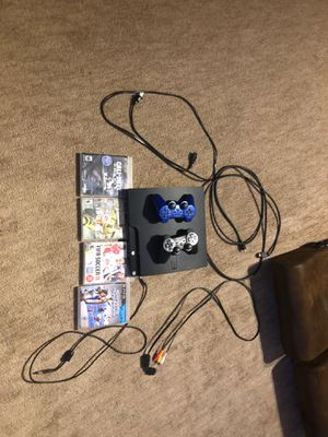 PS3 (PlayStation 3) for Sale in Chicago, IL