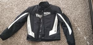 Triumph Motorcycle Jacket for Sale in Austin, TX