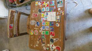 Kids desk / chair for Sale in Dinuba, CA