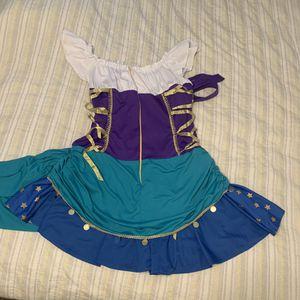 Plus size esmerelda costume for Sale in Grape Creek, TX