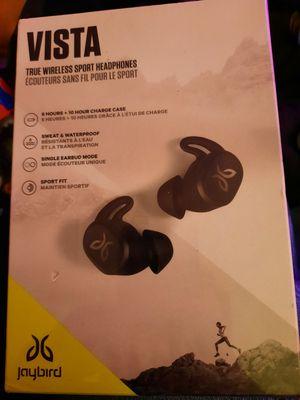 Jaybird vista true wireless earbuds for Sale in Garden Grove, CA