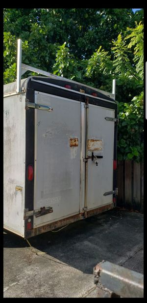 Tráiler 5x9 for Sale in Miami, FL