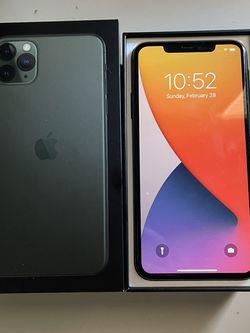 iphone 11 pro max for Sale in El Cajon,  CA