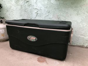 Coleman cooler for Sale in Pomona, CA