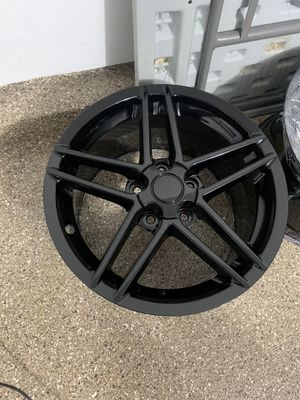 "17"" Rims Like New for Sale in Ontarioville, IL"