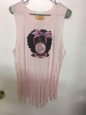Ladies Fringe Top plus size for Sale in Gardena, CA