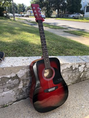 acoustic guitar for Sale in Pikesville, MD