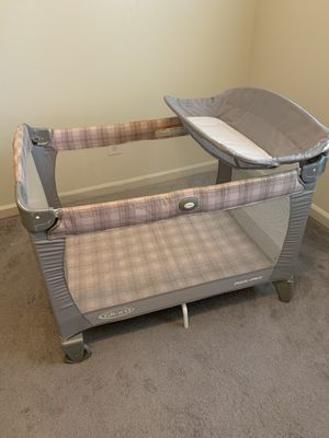 Graco Pack & Play with Changing Table for Sale in Lithonia, GA