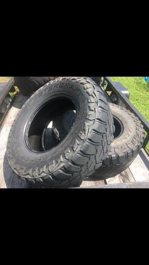 Used 295/70r17 Mud Tires for Sale in Montgomery, AL