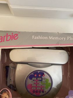 Barbie Telephone for Sale in Fort McDowell,  AZ