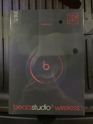Beats Studio3 Wireless Brand New never opened. for Sale in Brooklyn, NY