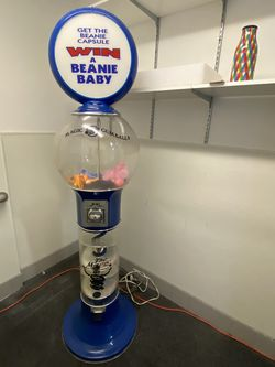 Magic Gumball Machine- Works! Collectors Item for Sale in Lake Forest,  CA