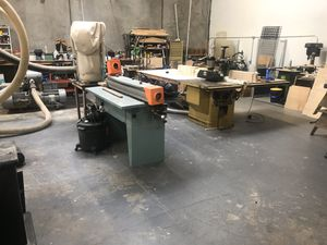Wood shop shutting down for Sale in San Diego, CA