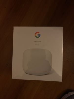 Google nest WiFi router for Sale in Temecula, CA