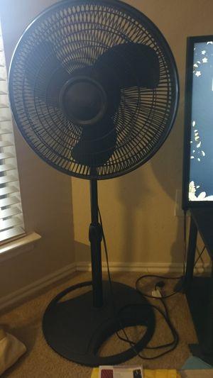 "Lasko 16"" Oscillating Pedestal Stand 3-Speed Fan, Black for Sale in Plano, TX"