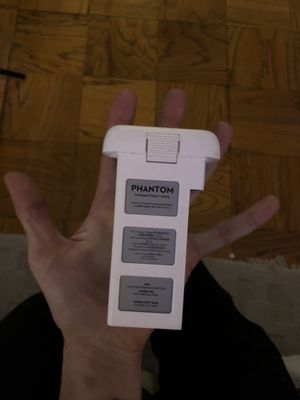 DJI Phantom 3 (standard) SPARE BATTERY for Sale in Washington, DC
