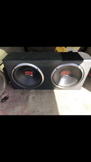 Subwoofer bass speaker for Sale in South Salt Lake, UT