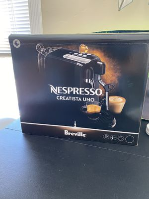 Brand new in box with coffee for Sale in Monterey, CA