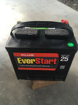 Car battery (Used) for Sale in Glendale, AZ