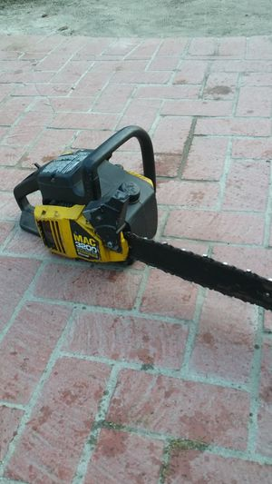 Mac 3200 Chainsaw for Sale in Los Angeles, CA