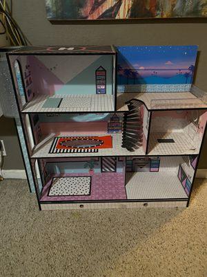 L.o.l Surprise doll house for Sale in Denver, CO