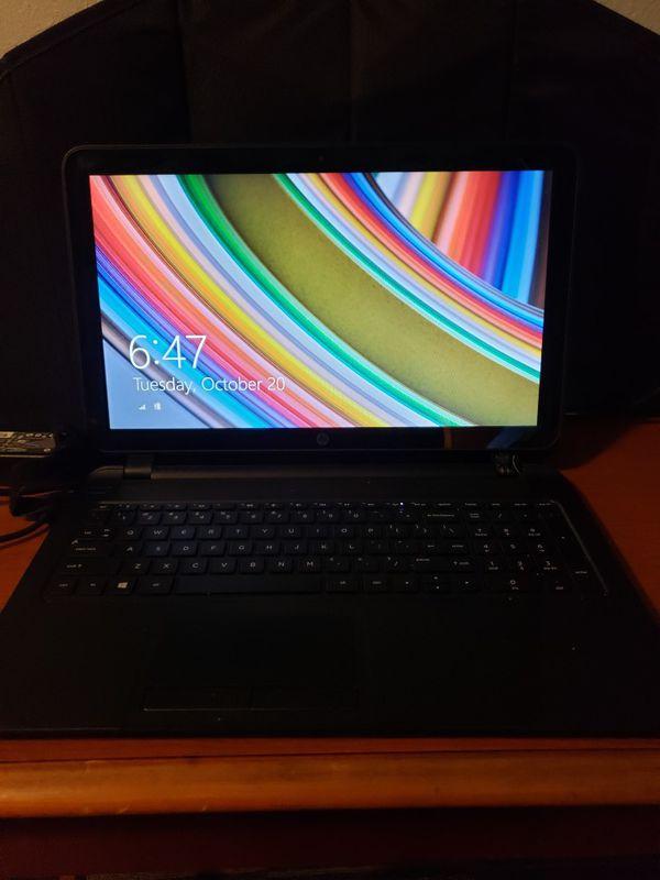 HP notebook 15 PC Touchscreen!!