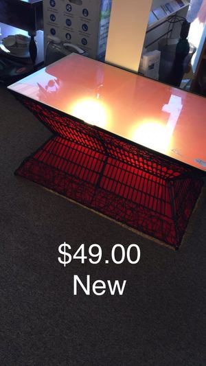 Coffee Table Lamp (New) for Sale in Saint Robert, MO