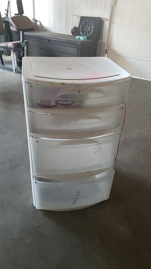 Plastic drawer for Sale in La Puente, CA