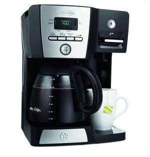 Coffee Maker Maquina de Cafe Cafetera Mr Coffee BVMC-DMX85 for Sale in Miami, FL