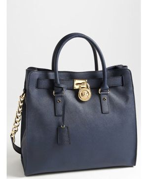 Michael Kors Hamilton East West Leather Satchel for Sale in Annapolis, MD