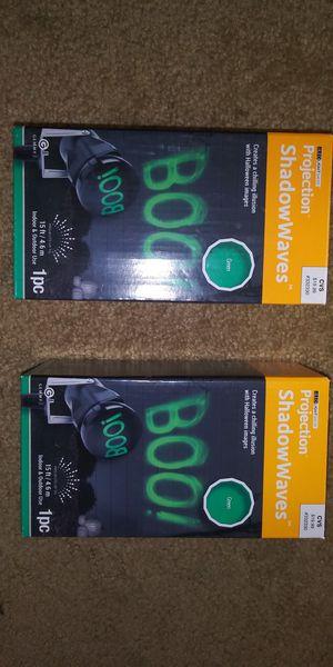 Halloween projector bundle $13 for Sale in Goodyear, AZ