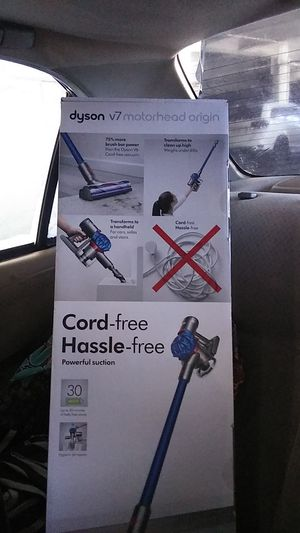Dyson v7 motorhead origin cord free for Sale in Kapolei, HI