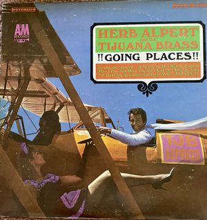 "Herb Alpert and the Tijuana Brass ""Going Places"" Vinyl Album $6 for Sale in Ringgold, GA"