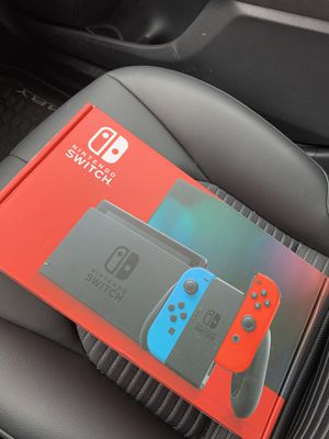 Nintendo Switch 32GB Brand New for Sale in McDonald, PA