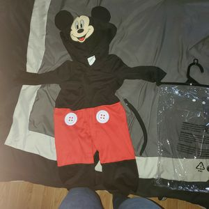 Mickey Mouse Costume 18 Months for Sale in San Bernardino, CA
