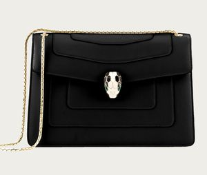 Bvlgari Serpenti Forever Black Calfskin Leather Medium Shoulder Bag AUTHENTIC for Sale in San Diego, CA