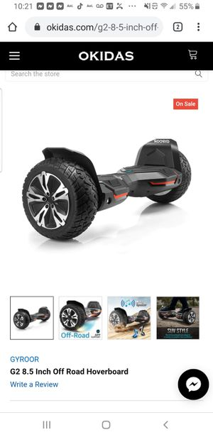 Hoverboard G2 for Sale in Fairfax Station, VA